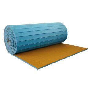 Extra roll sport mats